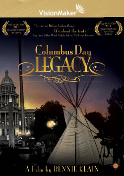 Columbus Day Legacy DVD cover