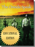 Oneida Speak with Digital Rights
