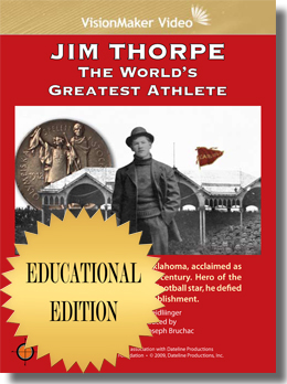 Jim Thorpe  : The World's Greatest Athlete